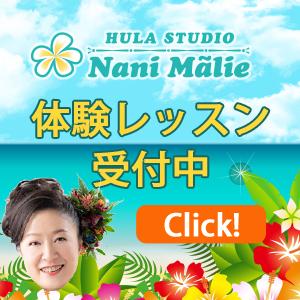 フラスタジオ ナニ・マーリエ|北九州市八幡西区のフラダンス教室|体験レッスン
