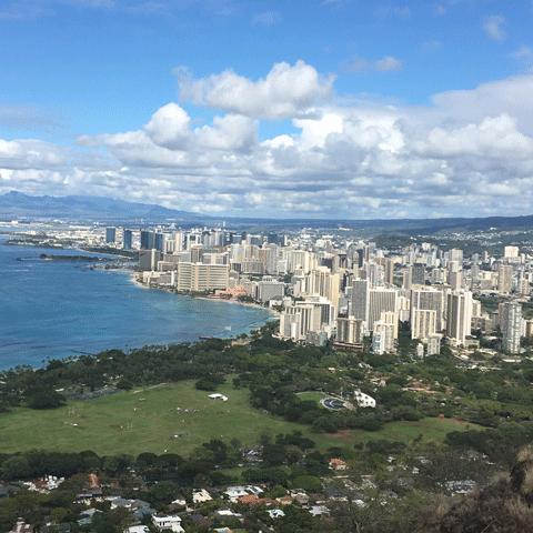 ハワイの風景03