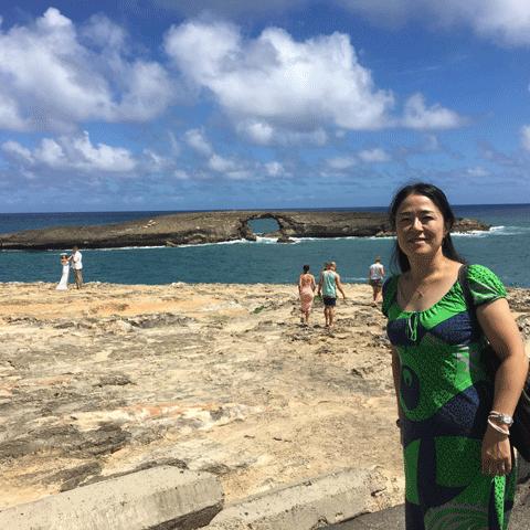 ハワイの風景04
