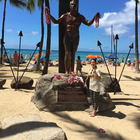 ハワイの風景06