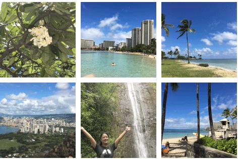 癒やしの島ハワイ2016